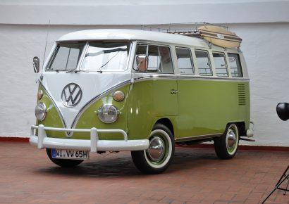 VW Bus T1 mieten zum Selberfahren