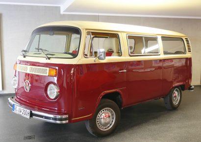 VW Bus T2 mieten